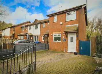 Thumbnail 3 bedroom terraced house for sale in Lamorna Close, Salford