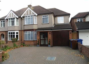 Thumbnail 5 bedroom semi-detached house to rent in St. Georges Avenue, Grays
