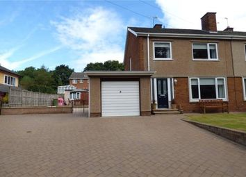 Thumbnail 3 bed semi-detached house for sale in Drawbriggs Lane, Appleby-In-Westmorland, Cumbria