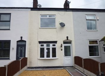 Thumbnail 2 bed terraced house to rent in Commonside Road, Worsley, Manchester