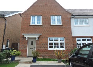 Thumbnail 3 bed semi-detached house for sale in Capstan Close, Fleetwood