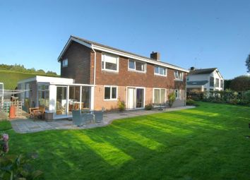 Thumbnail 4 bed detached house for sale in Cunningham Close, Caldy, Wirral