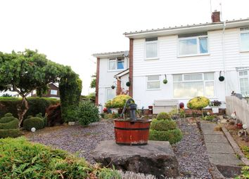 Thumbnail 4 bed semi-detached house for sale in Lodge Hill, Caerleon, Newport