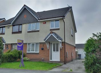 Thumbnail 3 bedroom semi-detached house to rent in Kennet Way, Leigh, Lancashire