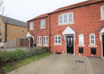 Thumbnail 2 bed town house for sale in Pitsford Close, Waddington, Lincoln