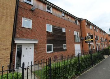 Thumbnail 1 bed flat for sale in Delves Way, Hampton Centre, Peterborough