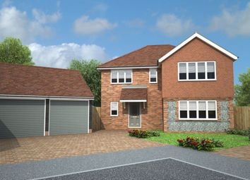 Thumbnail 4 bed detached house for sale in Manston Road, Manston, Ramsgate