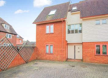 Thumbnail 2 bed end terrace house for sale in Victoria Yard, Victoria Row, Canterbury