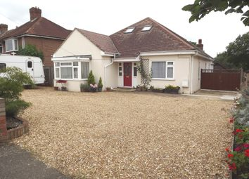Thumbnail 4 bed detached bungalow for sale in West Road, Gamlingay