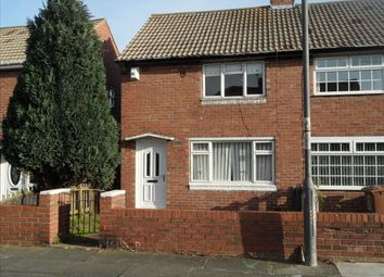 Thumbnail 2 bed semi-detached house to rent in Ravenscourt Road, Sunderland