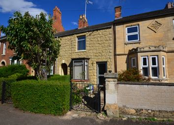 Thumbnail 2 bed terraced house for sale in Midland Road, Thrapston, Kettering