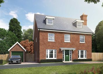 Thumbnail 5 bed detached house for sale in Manor Fields, London Road, Southborough, Tunbridge Wells