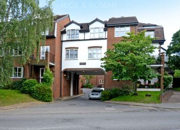 Thumbnail 1 bed flat to rent in Alexandra Lodge, Monument Hill, Weybridge