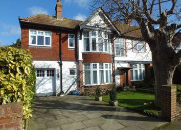 Thumbnail 5 bedroom semi-detached house for sale in Broadfield Road, Folkestone