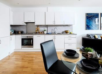 Thumbnail 3 bed flat for sale in Thurston Road, London