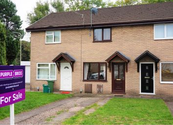 Thumbnail 2 bed terraced house for sale in Glan-Y-Ffordd, Taffs Well