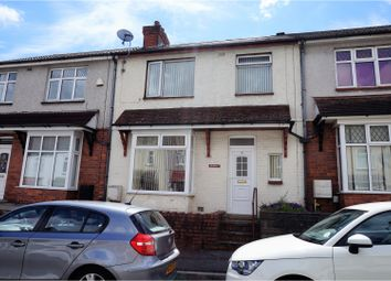 Thumbnail 3 bed terraced house for sale in Fern Street, Cwmdu