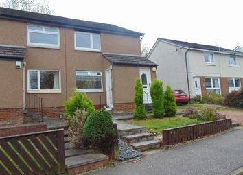 Thumbnail 1 bed flat for sale in Langlea Avenue, Cambuslang, Glasgow