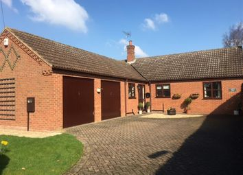 Thumbnail 3 bed detached bungalow for sale in School Lane, Marston, Grantham