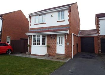Thumbnail 3 bed detached house for sale in Bransdale Avenue, Romanby, Northallerton, North Yorkshire