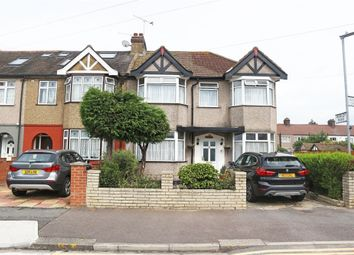 Thumbnail 4 bed end terrace house for sale in Pemberton Gardens, Romford, Essex