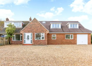 Thumbnail 5 bed semi-detached house for sale in Harpesford Avenue, Virginia Water, Surrey