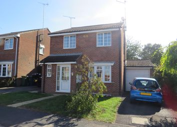 Thumbnail 4 bed detached house to rent in Hare Close, Badgers, Buckingham