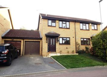 Thumbnail 3 bed semi-detached house for sale in Shutehay Drive, Cam, Dursley, Gloucestershire