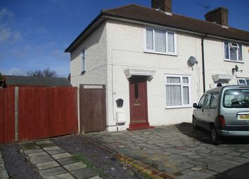 Thumbnail 3 bed end terrace house to rent in Rockwell Road, Dagenham