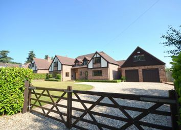 Thumbnail 5 bed detached house to rent in Manor Farm Lane, Tidmarsh, Reading