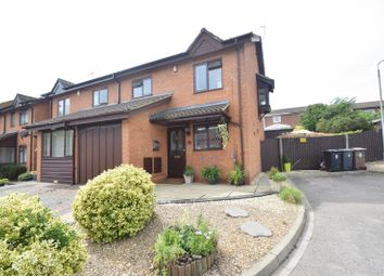 Thumbnail 3 bed semi-detached house for sale in Keeble Close, Luton