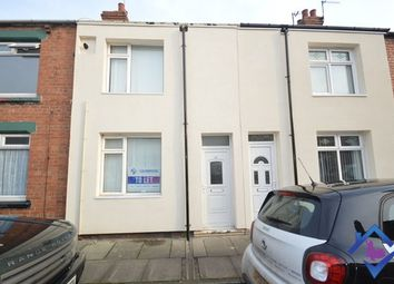 Thumbnail 2 bedroom terraced house to rent in Marlborough Street, Hartlepool