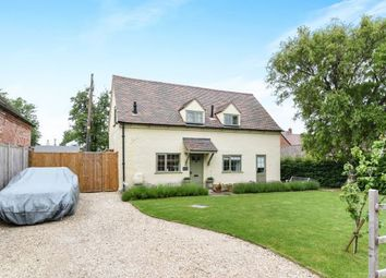 Thumbnail 2 bed detached house for sale in Bretforton Road, Honeybourne, Evesham, Worcestershire