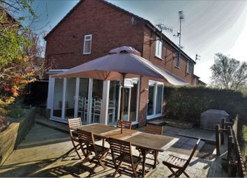 Thumbnail 2 bed end terrace house for sale in Britten Drive, Exeter