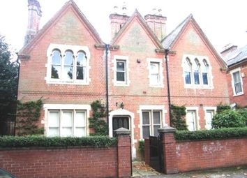 Thumbnail 1 bedroom flat to rent in Flat 2, Amelia House, 19 Cavendish Crescent South, The Park, Nottingham