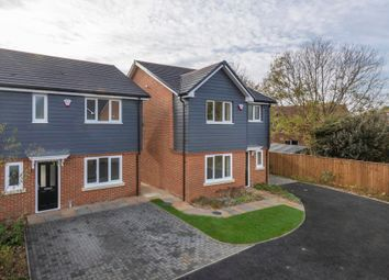 Thumbnail 3 bed semi-detached house for sale in The Gower, Thorpe, Egham