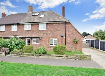 Thumbnail 3 bed semi-detached house for sale in Haresfoot Close, Funtington, Chichester, West Sussex