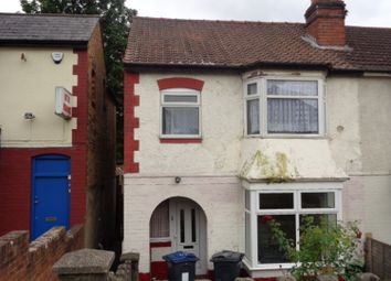 Thumbnail 3 bed semi-detached house to rent in Stechford Road, Birmingham