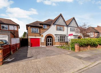 Thumbnail 4 bed semi-detached house for sale in Bodley Road, New Malden