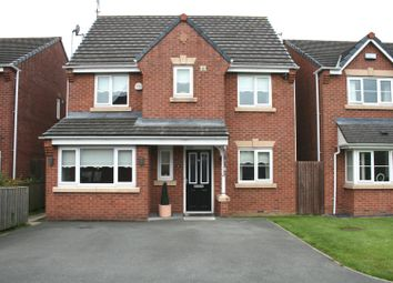 Thumbnail 5 bedroom detached house for sale in Papillon Drive, Fazakerley, Liverpool