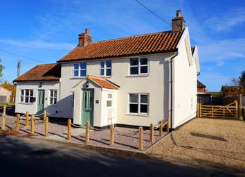 Thumbnail 3 bed cottage to rent in Grove Road, Bentley, Ipswich