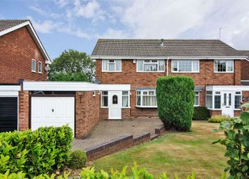 Thumbnail 3 bed semi-detached house for sale in Highfield Road, Chase Terrace, Burntwood