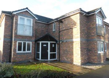 Thumbnail 2 bed flat to rent in Shaw Lane, Whiston, Prescot