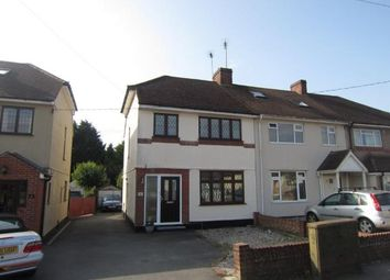 Thumbnail 3 bed end terrace house for sale in Pilgrims Hatch, Brentwood, Essex