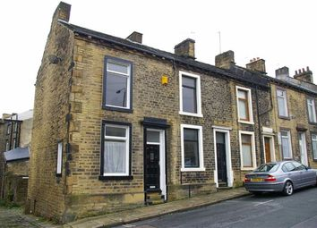 Thumbnail 2 bed end terrace house to rent in Victoria Street, Halifax