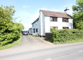 Thumbnail 4 bed detached house for sale in Castle Hill, Wichenford, Worcester