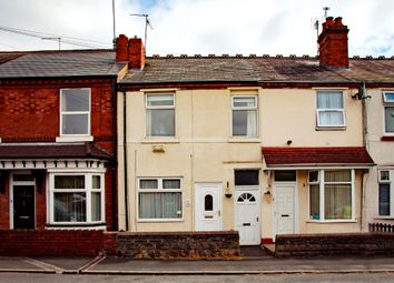Thumbnail 2 bedroom terraced house for sale in Park Road, Netherton, Dudley