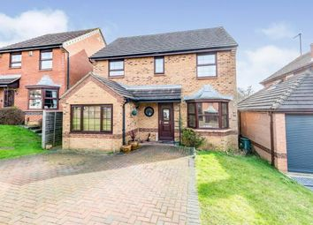 Thumbnail 4 bed detached house for sale in Rushy End, Northampton, Northamptonshire