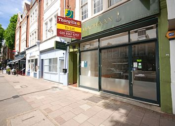 Thumbnail Restaurant/cafe to let in Chiswick High Road, Chiswick