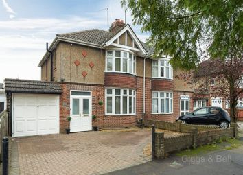 Thumbnail 3 bed semi-detached house for sale in Oakley Road, Leagrave, Luton